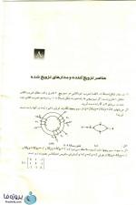 دانلود حل المسائل نظریه اساسی مدارها و شبکه ها جلد 2 pdf شامل تمام فصول-1